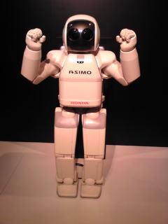 ASIMOよりもオススメがいっぱい!