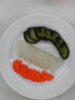今日のマクロビオティック料理実習