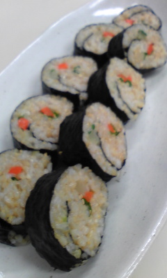 マクロビオティック料理実習第4回