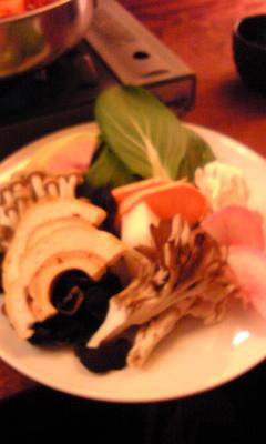 漢方ミュージアムの美肌鍋