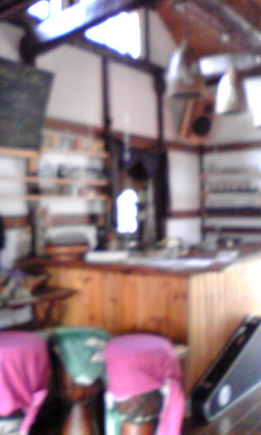 ブラウンズフィールド ライステラスカフェ
