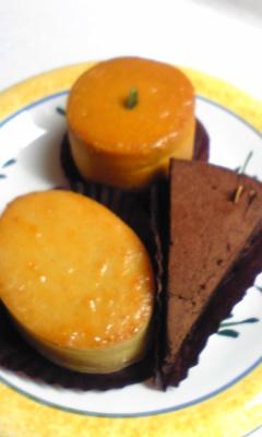 渋谷BIO ケーキ3種